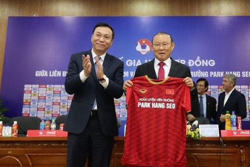 8 sự kiện nổi bật nhất của bóng đá Việt Nam năm 2019 ảnh 4