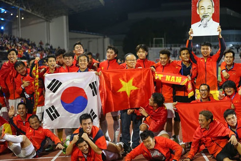 8 sự kiện nổi bật nhất của bóng đá Việt Nam năm 2019 ảnh 8