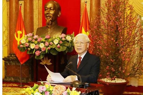 Tổng Bí thư, Chủ tịch nước Nguyễn Phú Trọng: Việt Nam sẽ đảm nhận thành công các trọng trách quốc tế