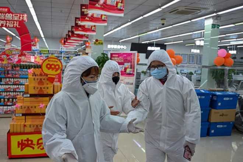Đại dịch virus viêm phổi cấp bùng phát ở Vũ Hán ảnh hưởng nghiêm trọng tới nền kinh tế Trung Quốc