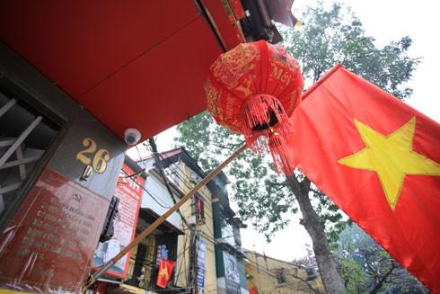 Căn nhà 26 phố Đồng Xuân - một trong những địa chỉ đỏ của cách mạng (Ảnh: Tuấn Anh)