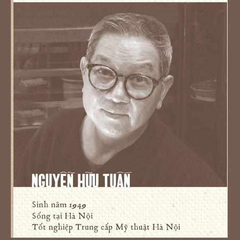 Nguyễn Hữu Tuấn: Những thước phim trong suốt ảnh 1