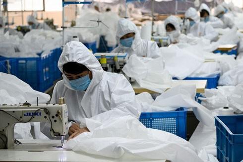 Nền kinh tế Trung Quốc bị ảnh hưởng nặng nề bởi dịch Covid-19 trong những tháng đầu năm 2020