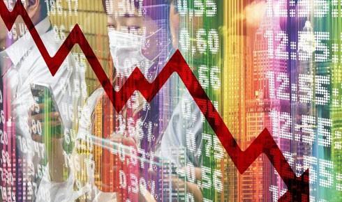 Thị trường chứng khoán London sụt giảm do tác động của dịch Covid-19
