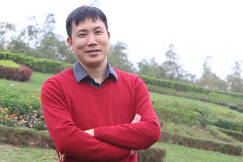 Nhà báo Nguyễn Gia Tưởng