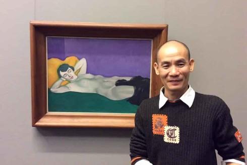 Nhà nghiên cứu, phê bình nghệ thuật Vũ Huy Thông
