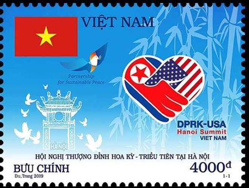 Hình ảnh của những con tem thường gắn với những sự kiện lịch sử, văn hóa