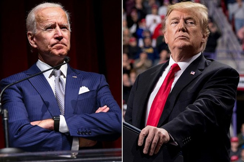 Tống thống Mỹ Donald Trump từng cáo buộc và yêu cầu điều tra cha con ông Joe Biden