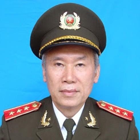 Thượng tướng Nguyễn Văn Hưởng, nguyên Thứ trưởng Bộ Công an