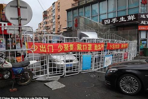 Phong tỏa nghiêm ngặt tại thành phố Thư Lan, Trung Quốc kể từ ngày 18-5