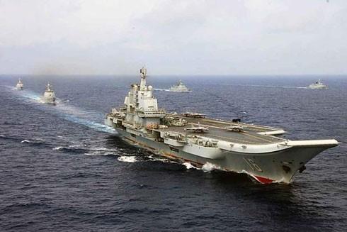 Trung Quốc toan tính phô diễn và sử dụng sức mạnh quân sự để áp đặt chủ quyền phi pháp trên Biển Đông