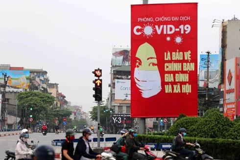 Việt Nam đã, đang từng bước khống chế, đẩy lùi dịch Covid-19 với sự vào cuộc của cả hệ thống chính trị bằng các biện pháp tổng thể, cả trên phương diện phòng, chống trực tiếp và gián tiếp, trong đó có vai trò rất lớn của báo chí - truyền thông