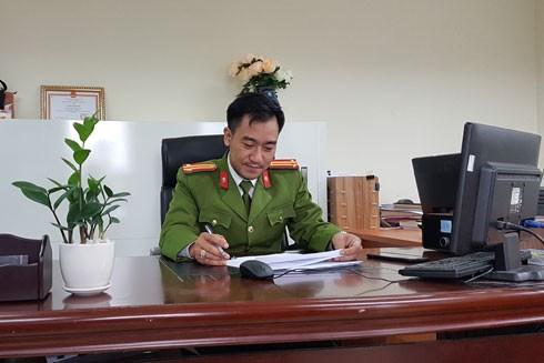 Trung tá Nguyễn Trọng Bằng - người có duyên với các đơn vị mới thành lập