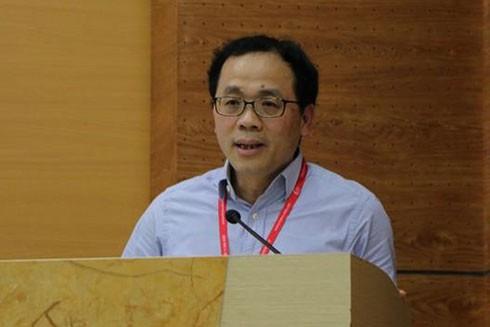 GS.TS Tạ Thành Văn - Hiệu trưởng Đại học Y Hà Nội