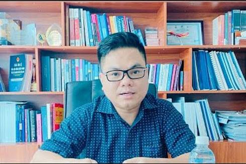 Luật sư Nguyễn Thanh Hà (Đoàn Luật sư Hà Nội)