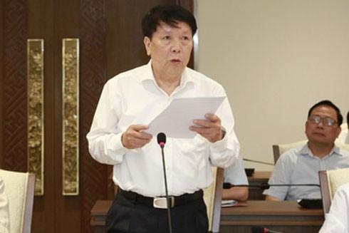 TS. Trần Danh Lợi - Chủ tịch Hội Cầu đường Hà Nội