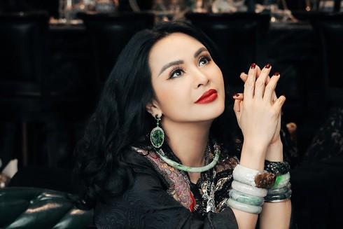Ca sĩ Thanh Lam tiết lộ về bạn trai mới