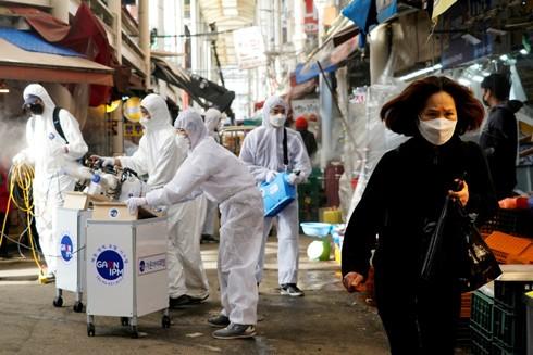 Giới chức y tế lo ngại nguy cơ bùng phát dịch bệnh Covid-19 lần thứ hai diễn ra tại Hàn Quốc