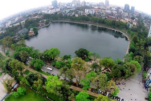 Từ năm 2016 đến nay, Hà Nội đã quan tâm toàn diện đến cây xanh đô thị khi trồng mới trên 1,5 triệu cây xanh, riêng 6 tháng đầu năm 2020 đã trồng được hơn 67.000 cây