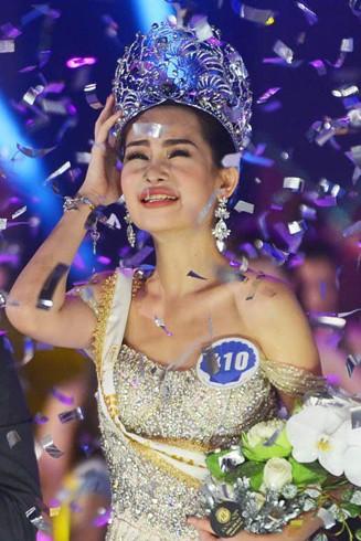 Hoa hậu Đại dương Lê Âu Ngân Anh sẽ làm giảng viên đại học