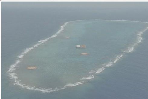 Tàu của Trung Quốc được phát hiện gần đảo Okinotori