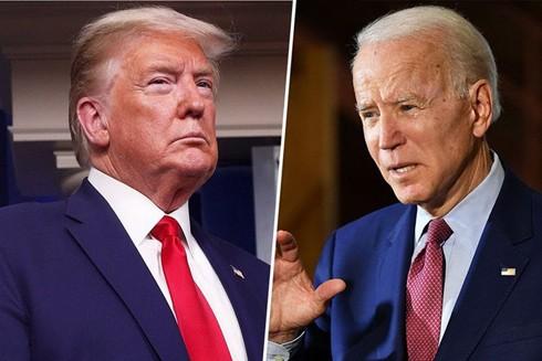 Dù ông Joe Biden chiếm lợi thế so với Tổng thống Donald Trump, song đảng Dân chủ vẫn lo lắng khả năng lịch sử lặp lại như cuộc bầu cử năm 2016