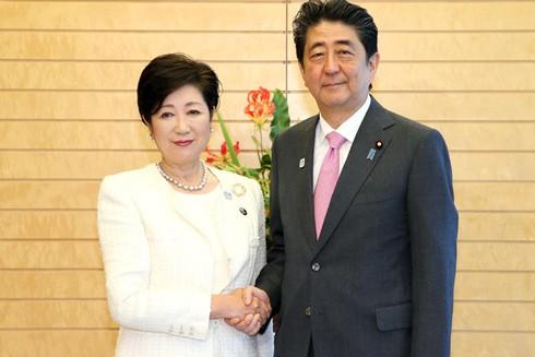 Bà Koike Yuriko tái đắc cử Thị trưởng thành phố Tokyo năm 2020 và là người phụ nữ đầu tiên của Nhật Bản đảm nhiệm chức vụ cao này