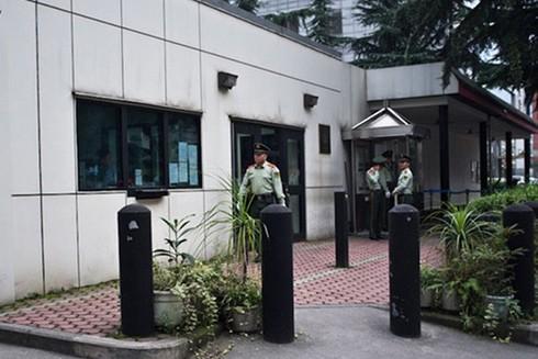 Tổng lãnh sự quán Mỹ tại Thành Đô, Tứ Xuyên, Trung Quốc