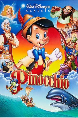 Phim hoạt hình Pinocchio năm 1940