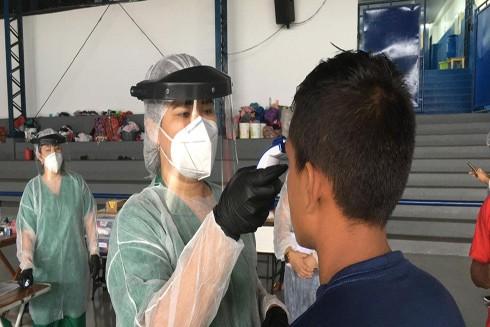 Brazil và Mexico là hai quốc gia có số trường hợp nhiễm bệnh và tử vong do Covid-19 cao nhất khu vực