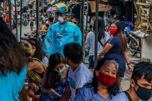 Philippines đang phải vật lộn để ngăn chặn tình trạng lây nhiễm Covid-19