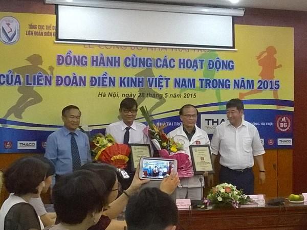 Tiếp sức cho điền kinh Việt Nam trước thềm SEA Games 28 ảnh 2