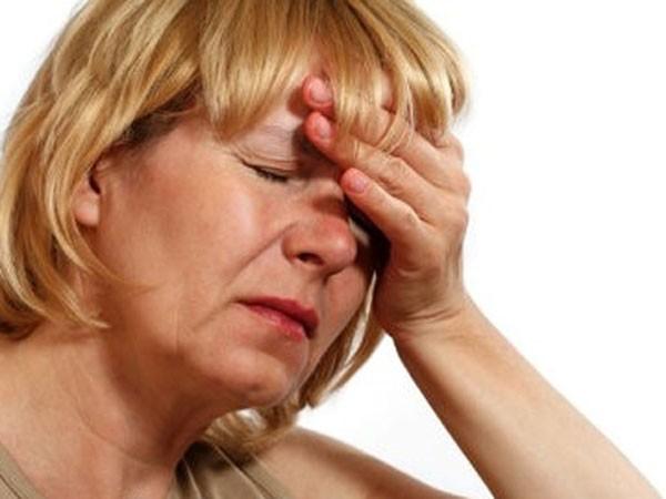 Thận trọng với triệu chứng nóng bừng mặt