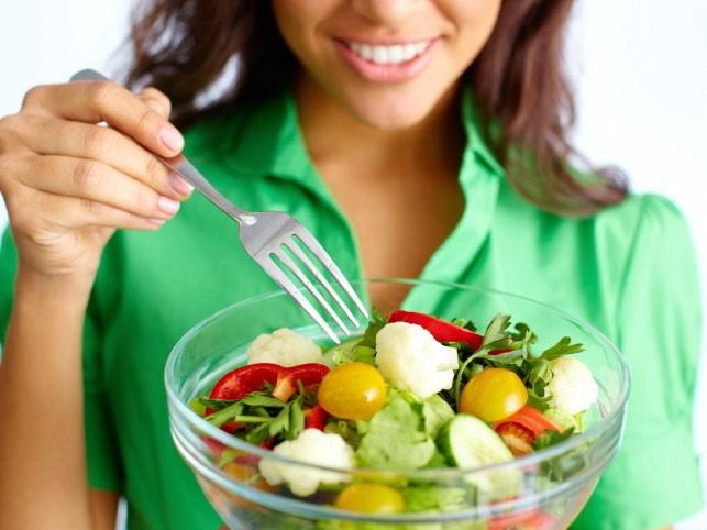 Sai lầm khi ăn chay để giảm cân ảnh 1