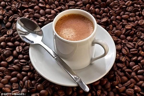Cà phê ngăn ngừa chứng mất trí nhớ