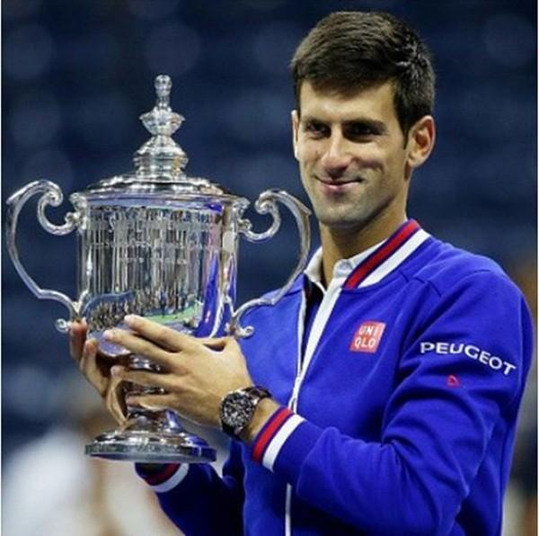 Djokovic bảo đảm ngôi số 1 thế giới