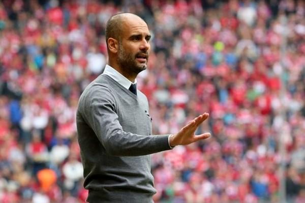 Guardiola tiềm năng trở thành HLV của đội tuyển Anh