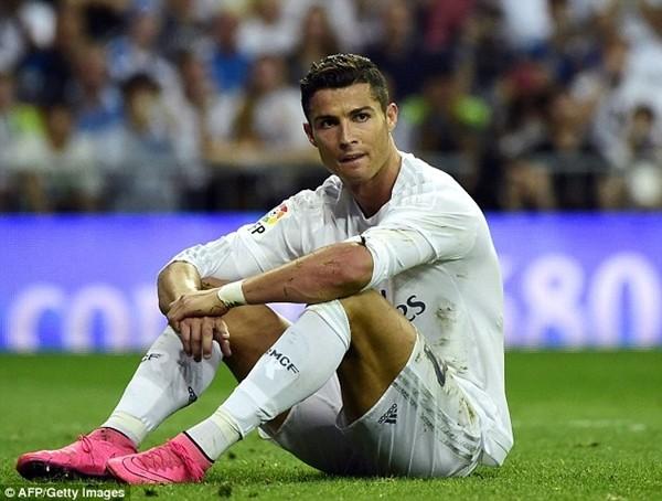Ronaldo trải qua màn khởi đầu tồi tệ nhất từ năm 2010