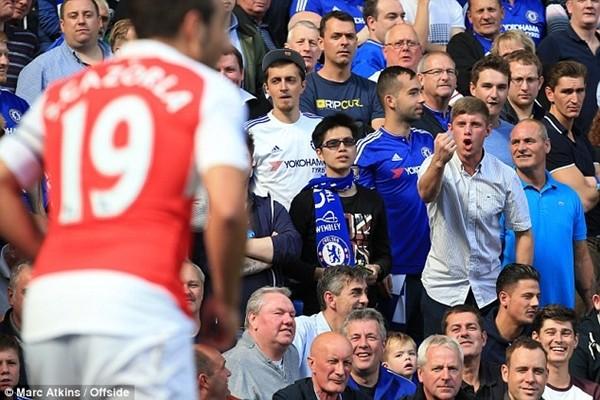 CĐV của Chelsea bị ghét nhất