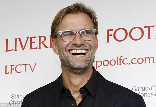 Klopp khiêm tốn trong lễ ra mắt người hâm mộ Liverpool ảnh 2