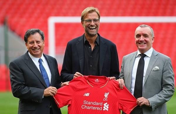 Klopp khiêm tốn trong lễ ra mắt người hâm mộ Liverpool ảnh 9