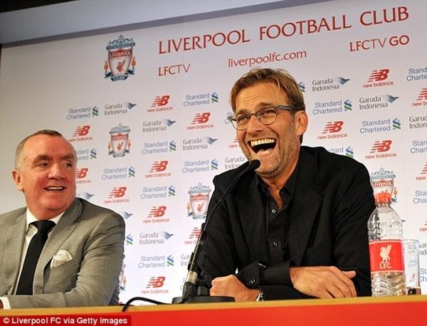 Klopp khiêm tốn trong lễ ra mắt người hâm mộ Liverpool ảnh 4