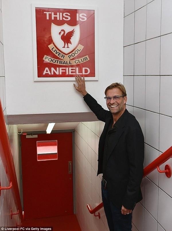 Klopp khiêm tốn trong lễ ra mắt người hâm mộ Liverpool ảnh 5