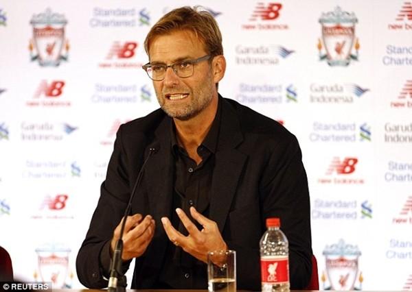 Klopp khiêm tốn trong lễ ra mắt người hâm mộ Liverpool ảnh 3