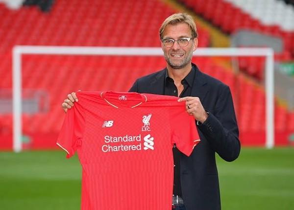 Klopp khiêm tốn trong lễ ra mắt người hâm mộ Liverpool ảnh 8
