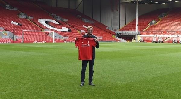 Klopp khiêm tốn trong lễ ra mắt người hâm mộ Liverpool ảnh 7