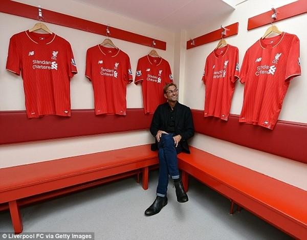 Klopp khiêm tốn trong lễ ra mắt người hâm mộ Liverpool ảnh 6