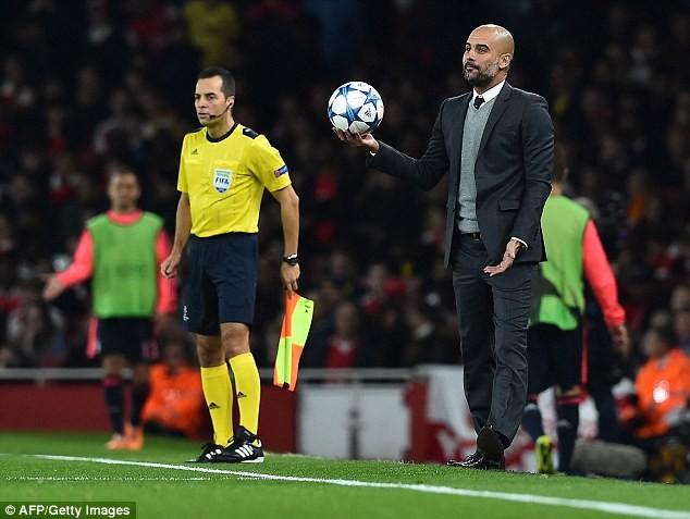 Guardiola mong muốn dẫn dắt CLB nào của Premier League?