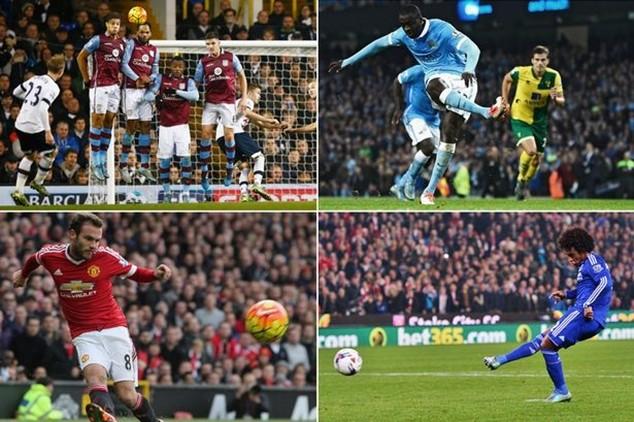 Tiết lộ cầu thủ sút phạt tốt nhất tại Premier League