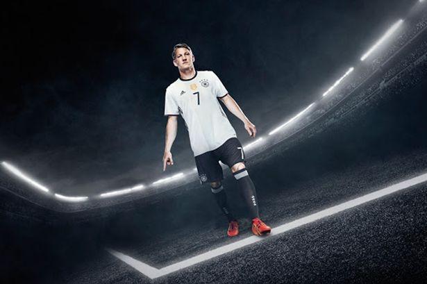 Lộ diện áo đấu mới của các ĐT tại VCK Euro 2016 ảnh 8